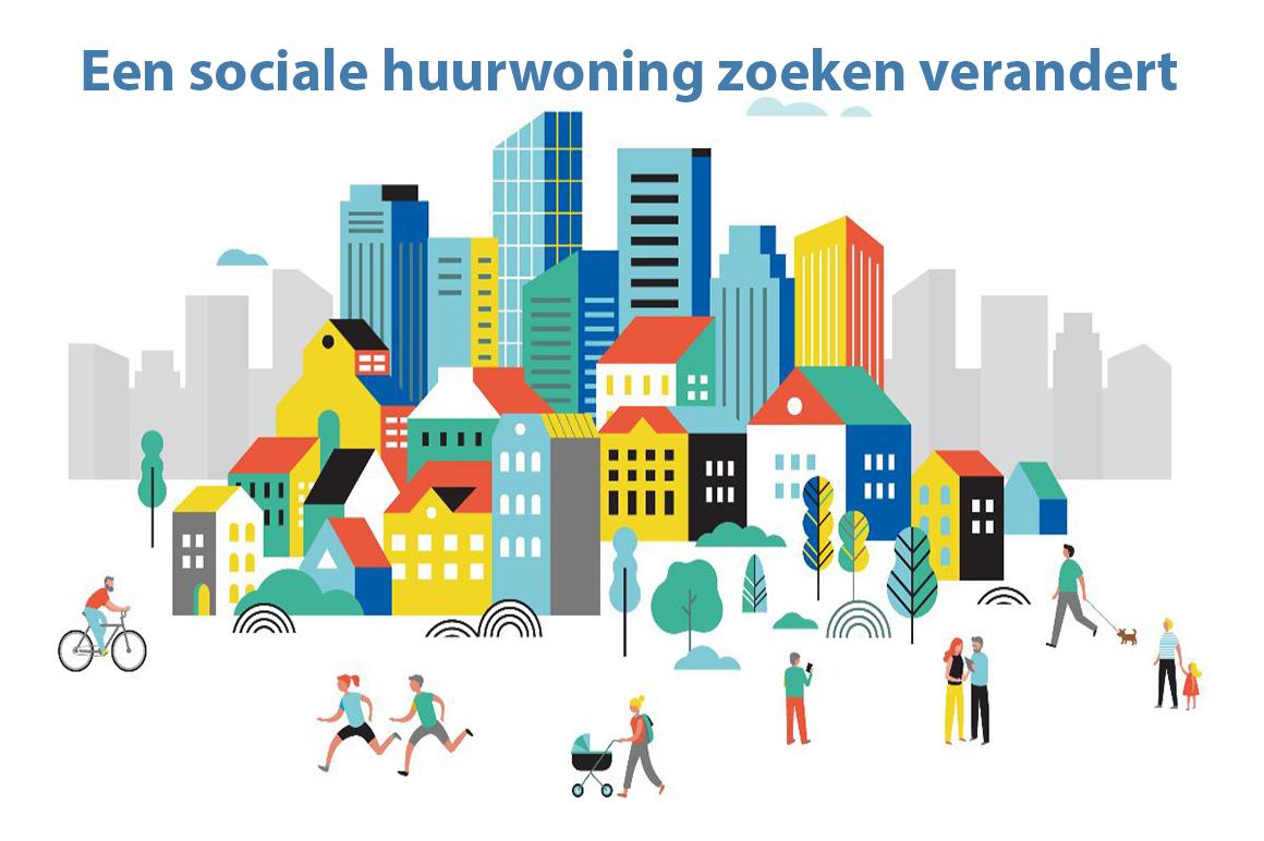 Nieuwe verdeling sociale huurwoningen